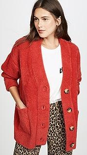 Essentiel Antwerp Turf Soft Stripes Cardigan