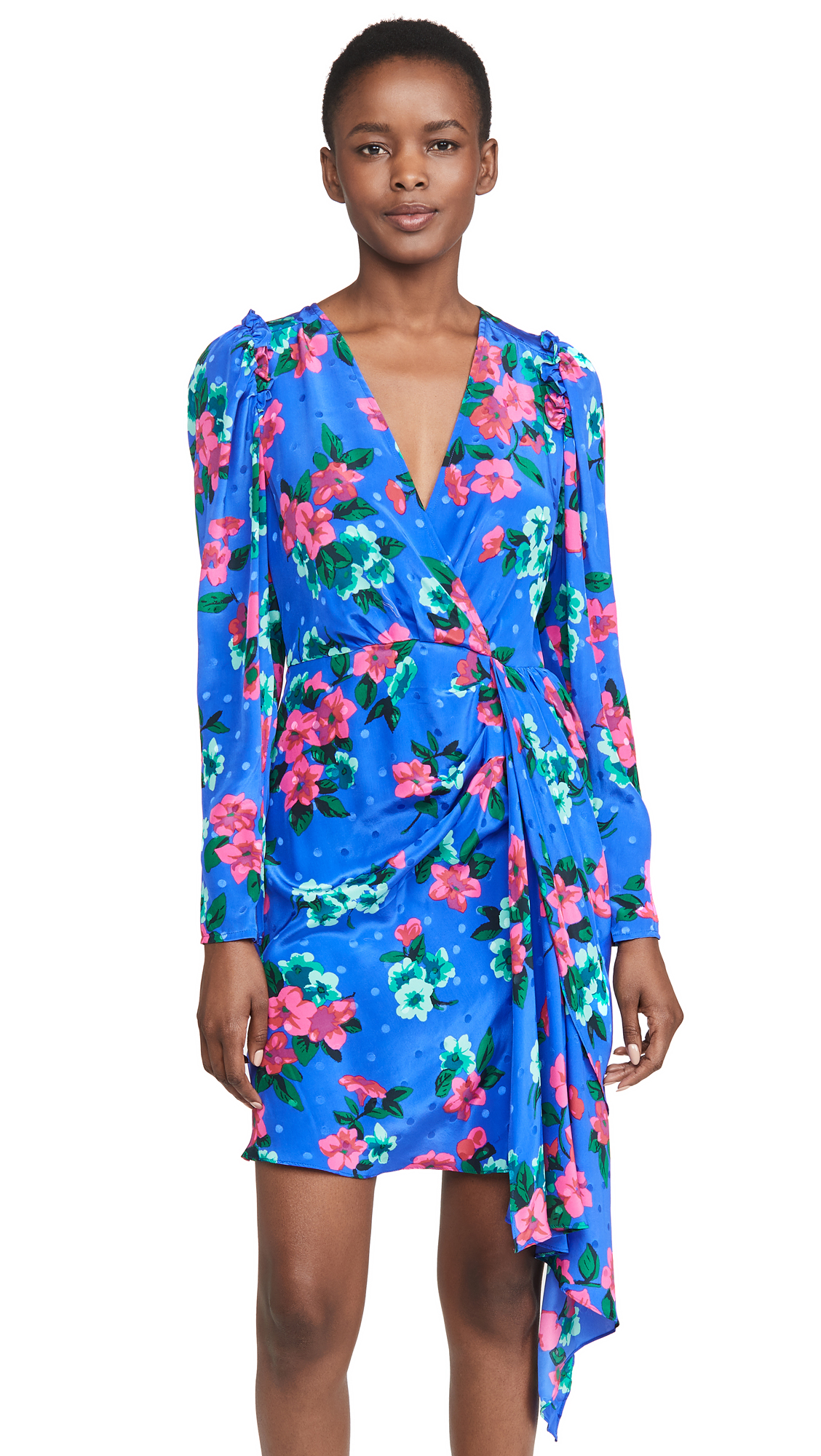 Buy Essentiel Antwerp Viesbeth Puff Sleeve Minidress online beautiful Essentiel Antwerp Clothing, Dresses