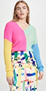 Essentiel Antwerp Vivar Colour 厚实毛衣