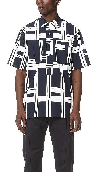E. Tautz Sports Shirt