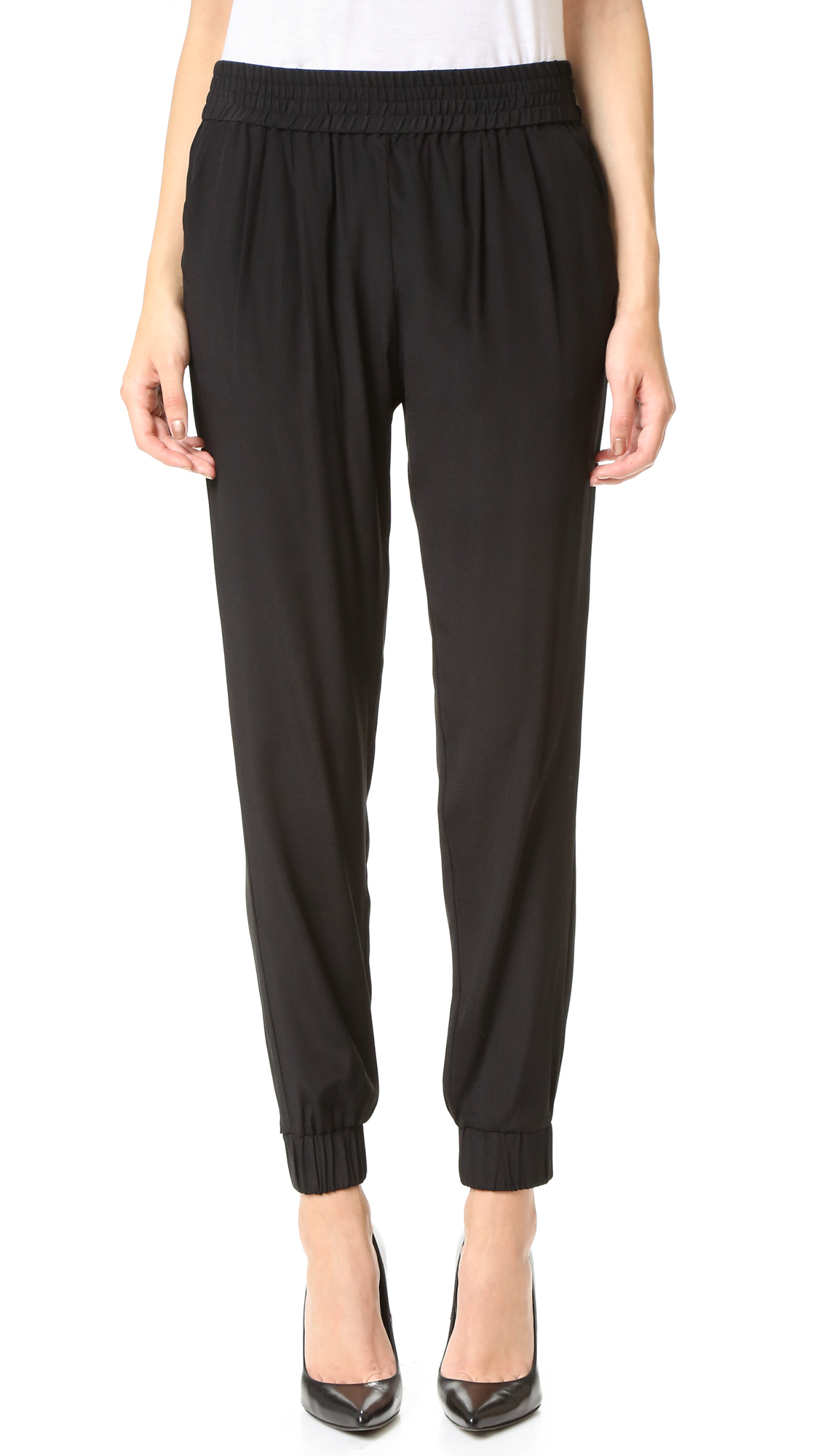 Emerson Thorpe Emilia Pants - Black