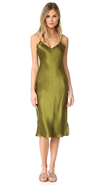 Emerson Thorpe Hallie Slip Dress