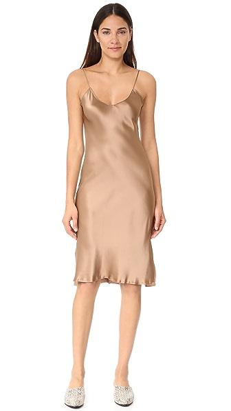 Emerson Thorpe Hallie Slip Dress