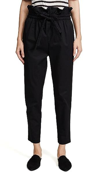 Emerson Thorpe Heidi Paper Bag Pants at Shopbop
