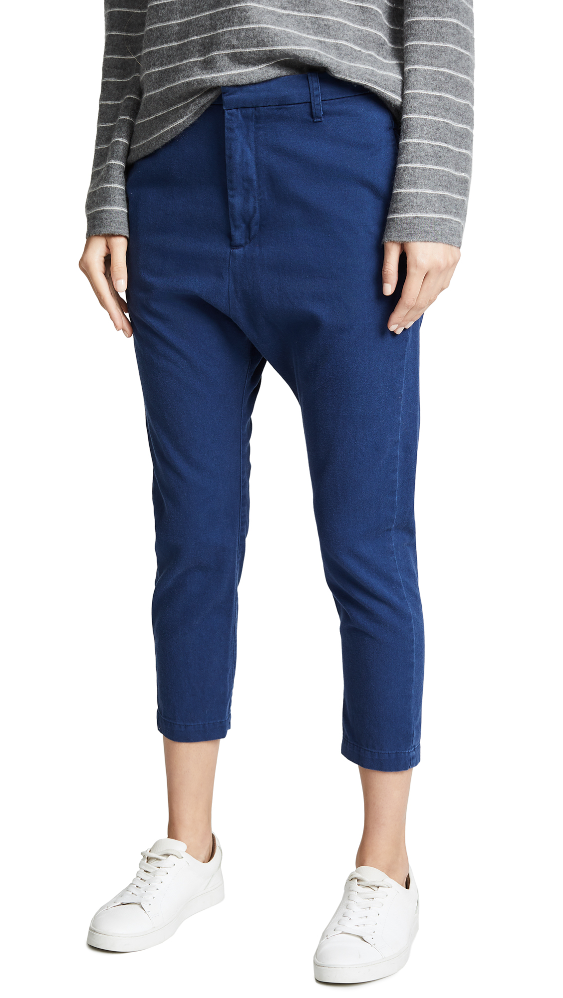 Gavin Pants in Navy