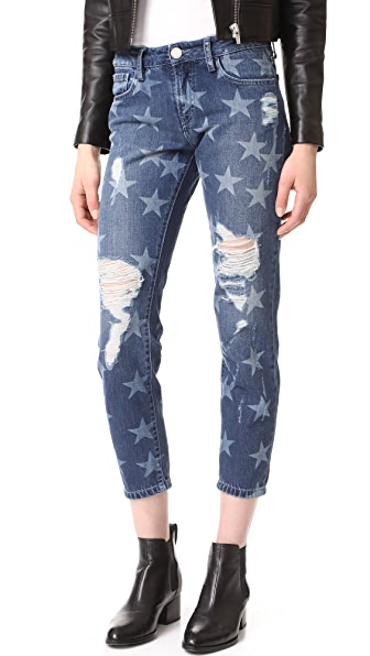 Etienne Marcel Destroyed Stars Jeans