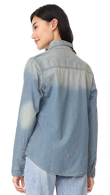 Etienne Marcel Ally Button Down Shirt