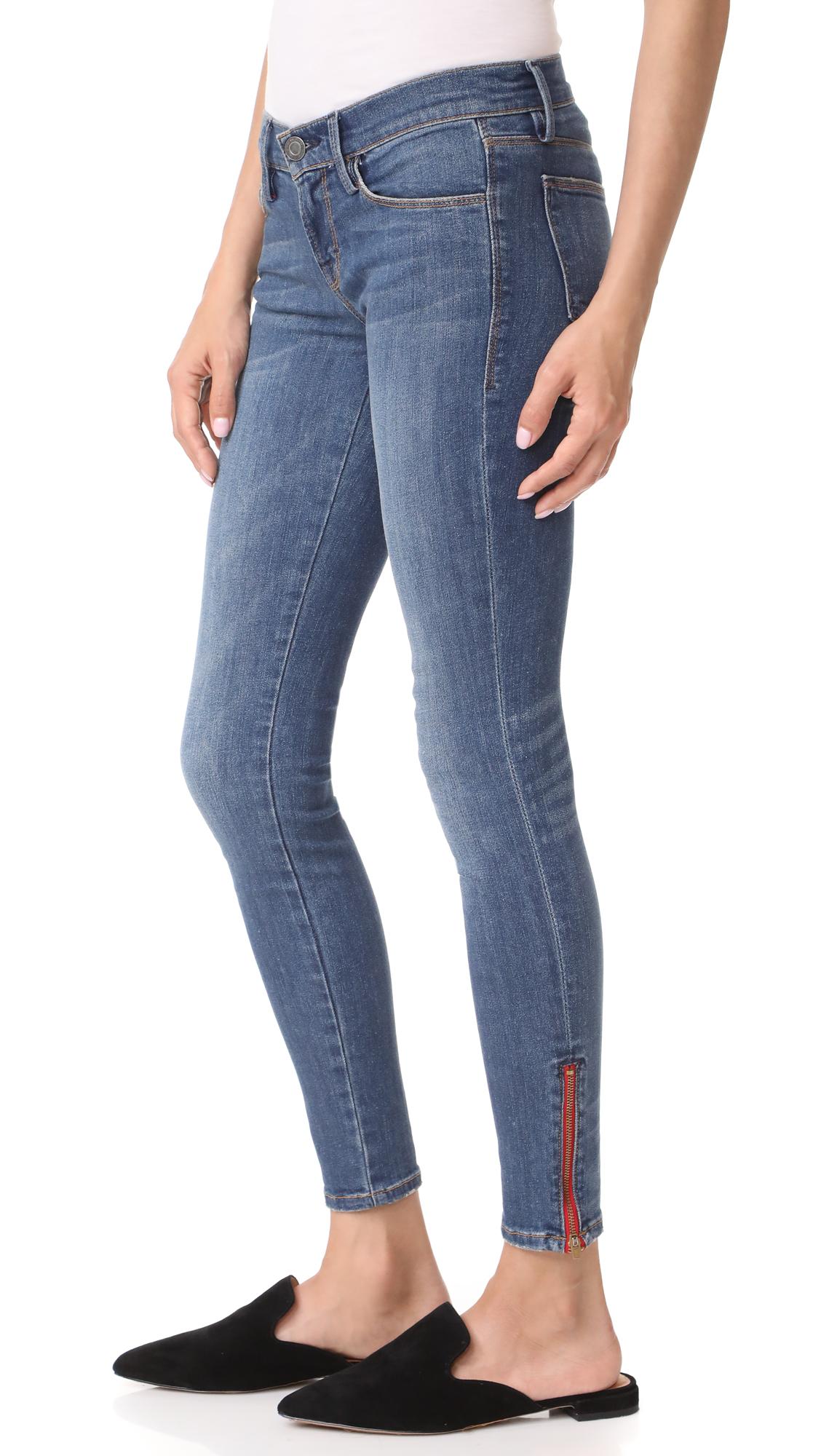 Etienne Marcel L.R. Skinny Jeans - Medium Wash