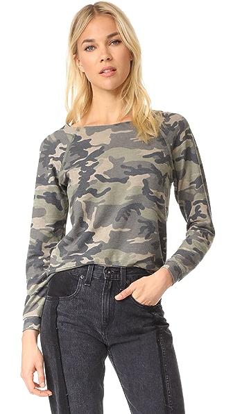 Etienne Marcel Dorothy Army Sweatshirt