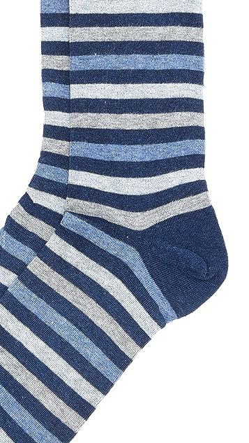 Etiquette Crosswalk Socks