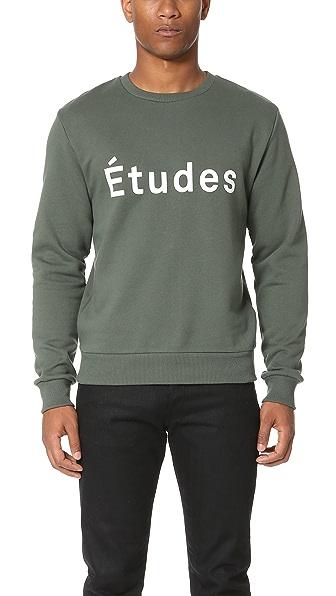 Etudes Etoile Etudes Sweatshirt
