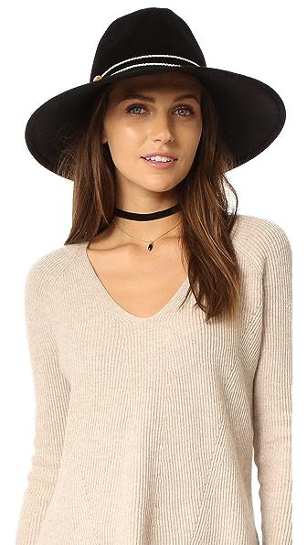 Eugenia Kim Emmanuelle Hat - Black at Shopbop