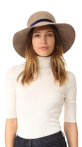Eugenia Kim Blake Brim Hat - Mink Marble at Shopbop
