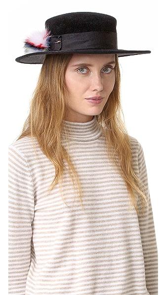 Eugenia Kim Brigitte Brim Hat