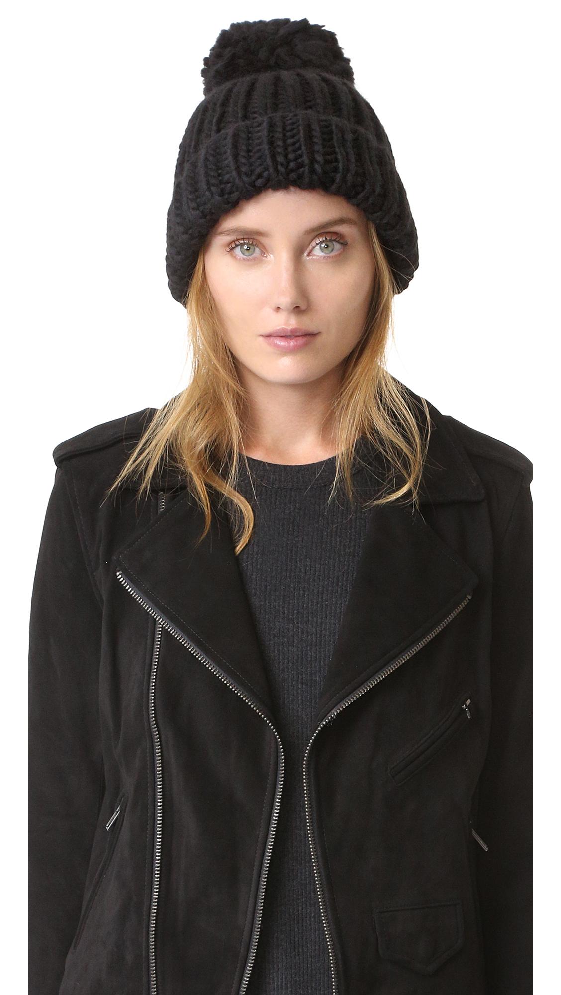 Eugenia Kim Rain Hat - Black at Shopbop