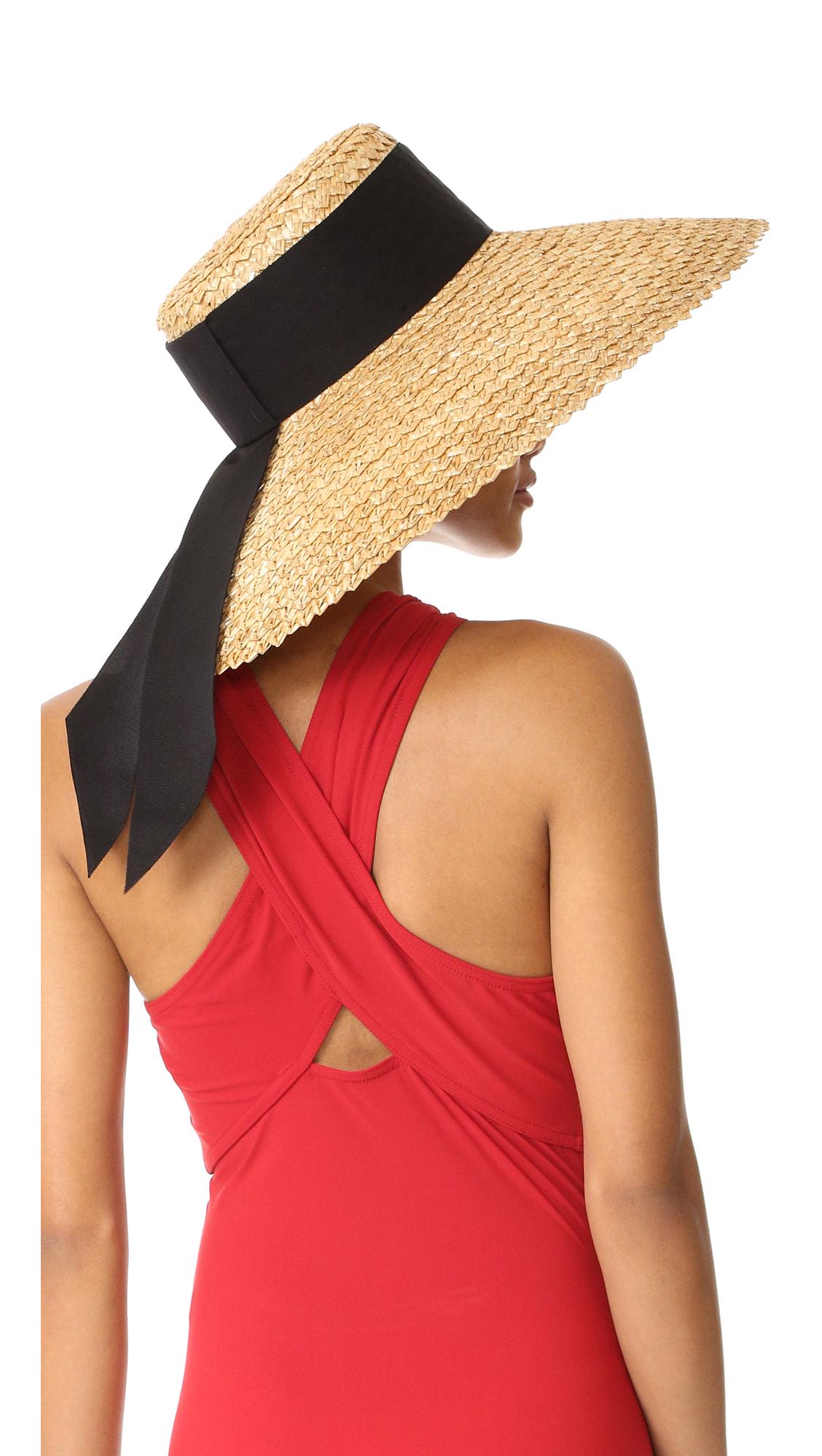 Eugenia Kim Mirabel Hat - Natural at Shopbop