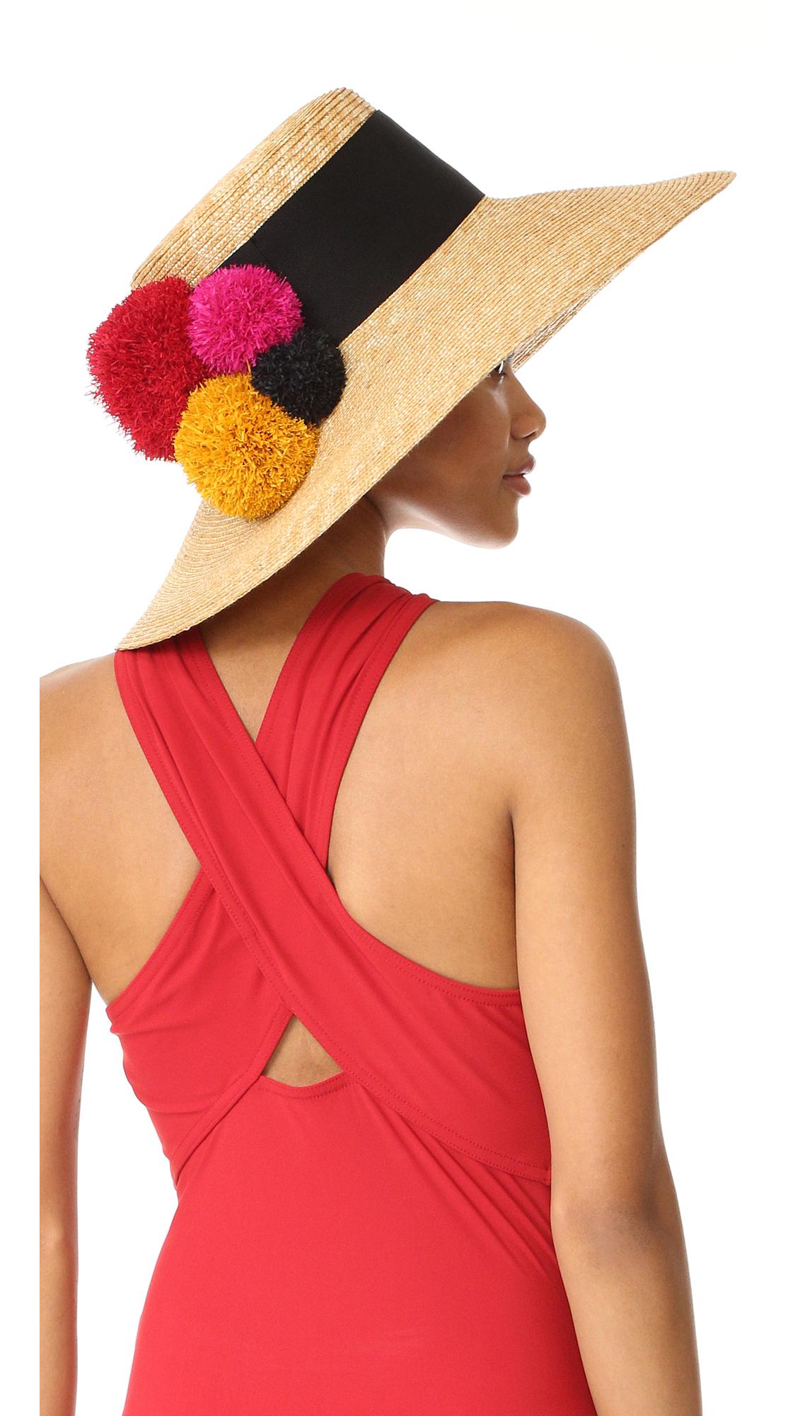 Eugenia Kim Mirasol Hat - Natural at Shopbop