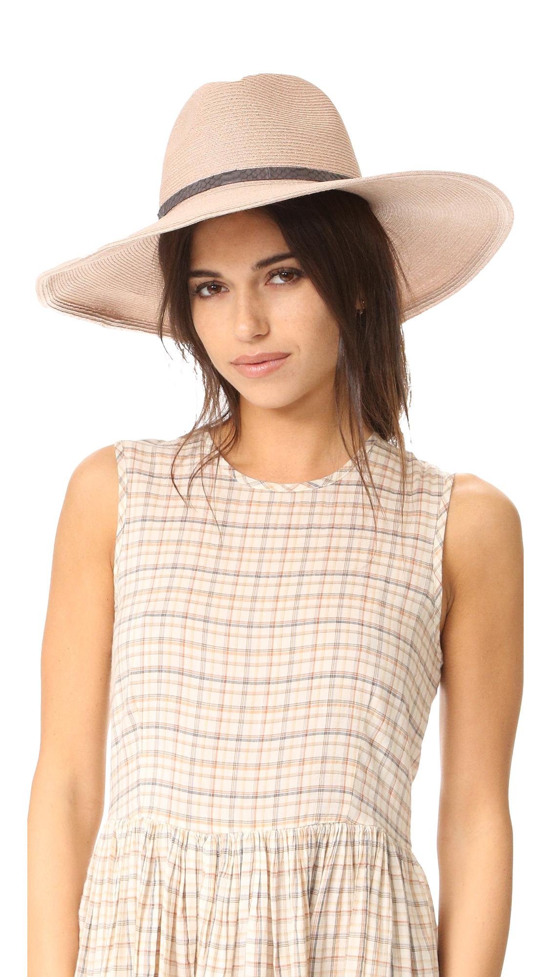 Eugenia Kim Cassidy Hat - Blush at Shopbop