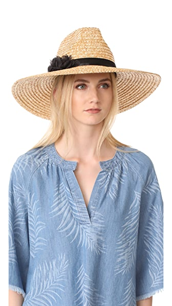 Eugenia Kim Carmen Hat - Natural
