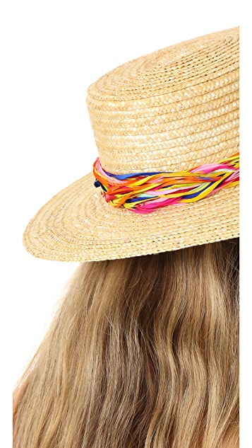 Eugenia Kim Cruz Hat