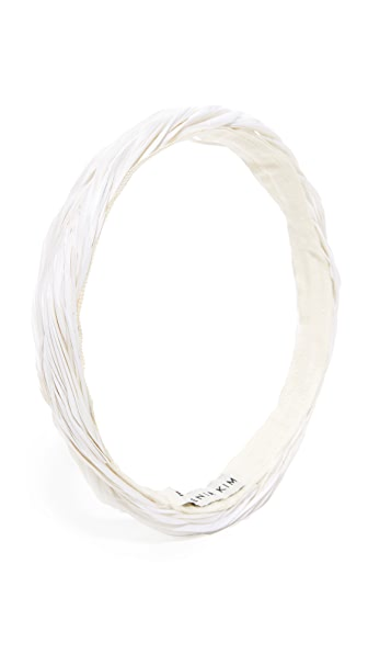 Eugenia Kim Giana Headband - Ivory