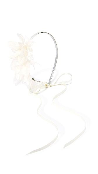 Eugenia Kim Ivoire Headband - Ivory