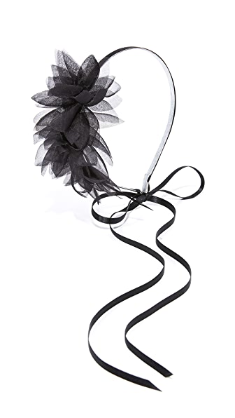 Eugenia Kim Ivoire Headband - Black