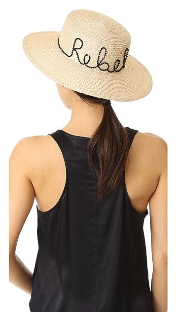 Eugenia Kim Colette Rebel Hat