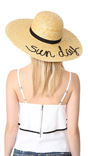 Eugenia Kim Bunny Sun Day Hat In Natural