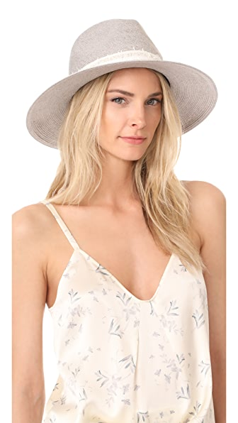 Eugenia Kim Courtney Hat In Light Gray