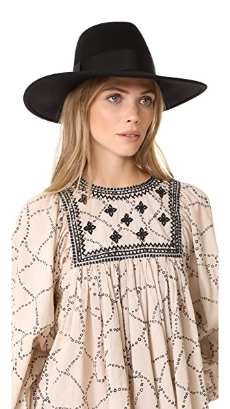 Eugenia Kim Harlowe Hat In Black