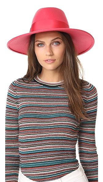 Eugenia Kim Harlowe Hat - Shocking Pink