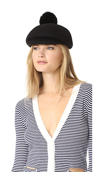 Eugenia Kim Ogden Hat - Black