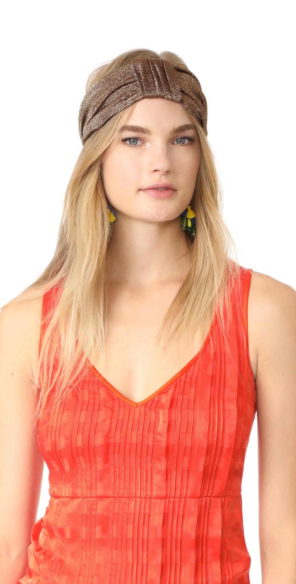 Natalia Turban Headband Eugenia Kim