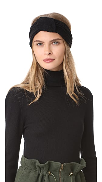 Eugenia Kim Natalia Headband - Black