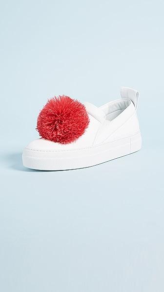 Eugenia Kim Chris Platform Slip On Sneakers