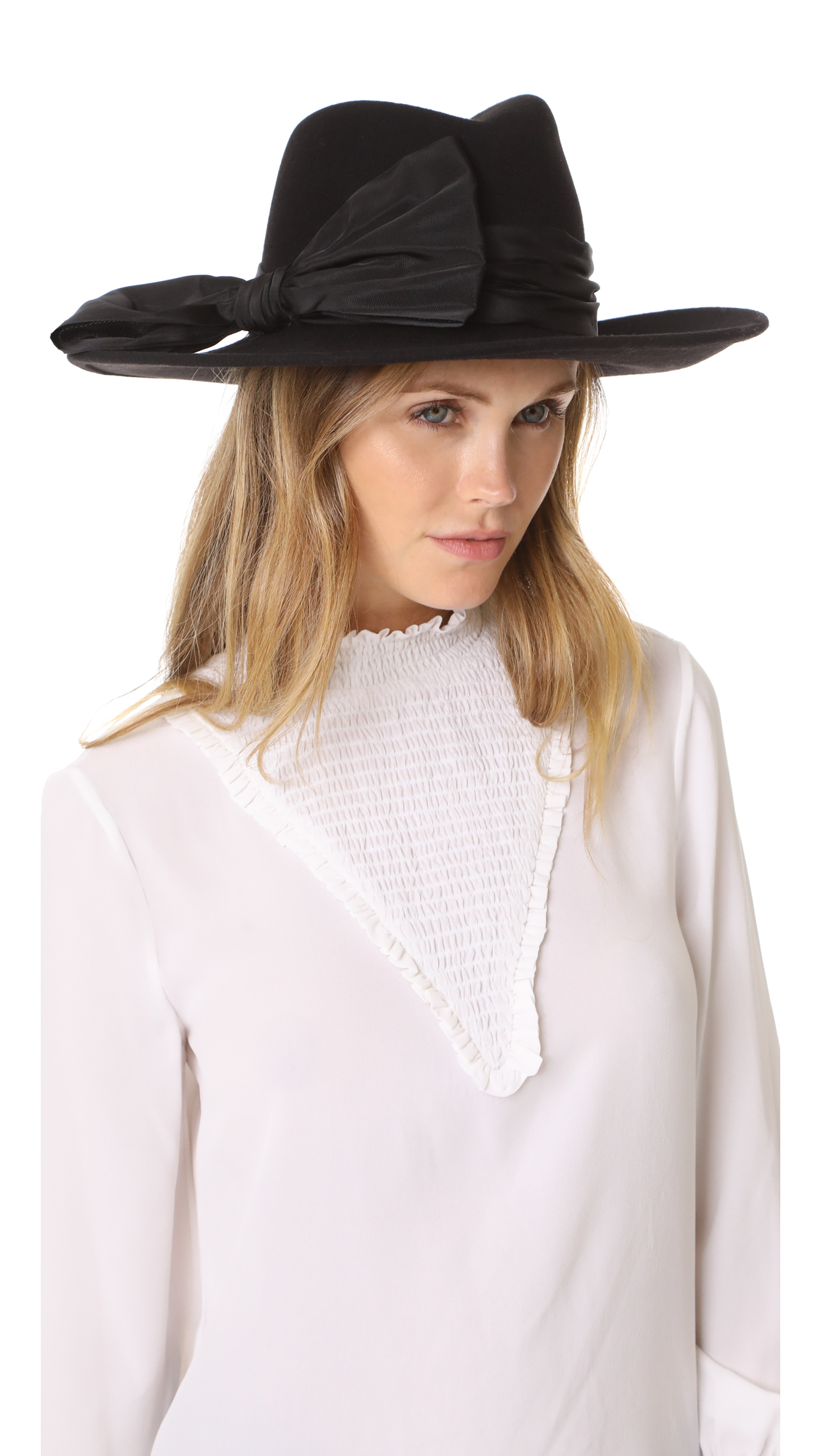 Eugenia Kim Dita Hat - Black