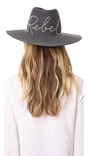 Eugenia Kim Harlowe Rebel Hat
