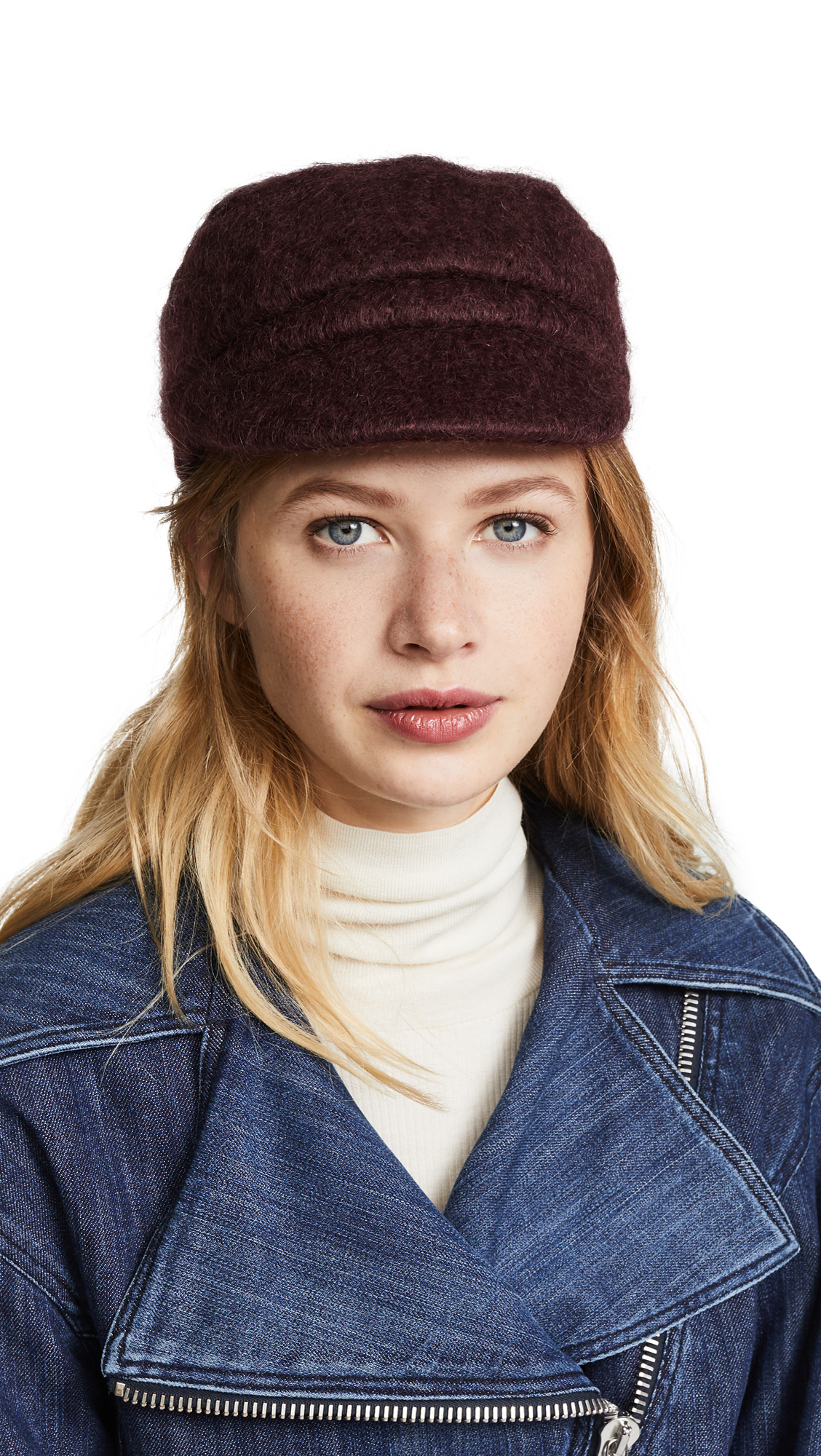Eugenia Kim Elyse Hat - Wine