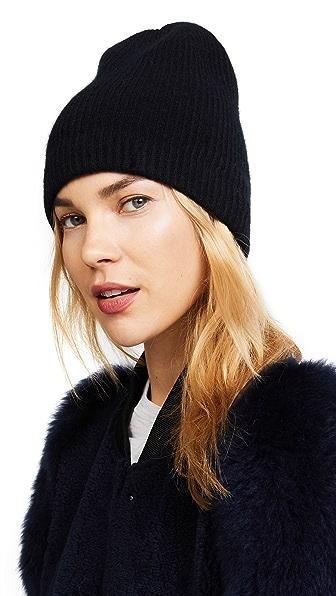 Eugenia Kim London Cashmere Hat In Black