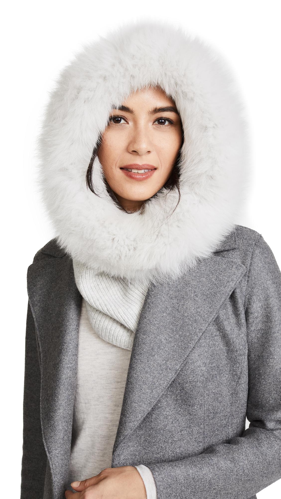 Eugenia Kim Paulina Hood - Light Grey