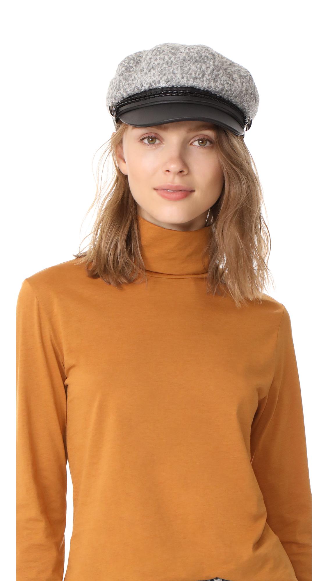 Eugenia Kim Genie Jessa Hat - Light Grey