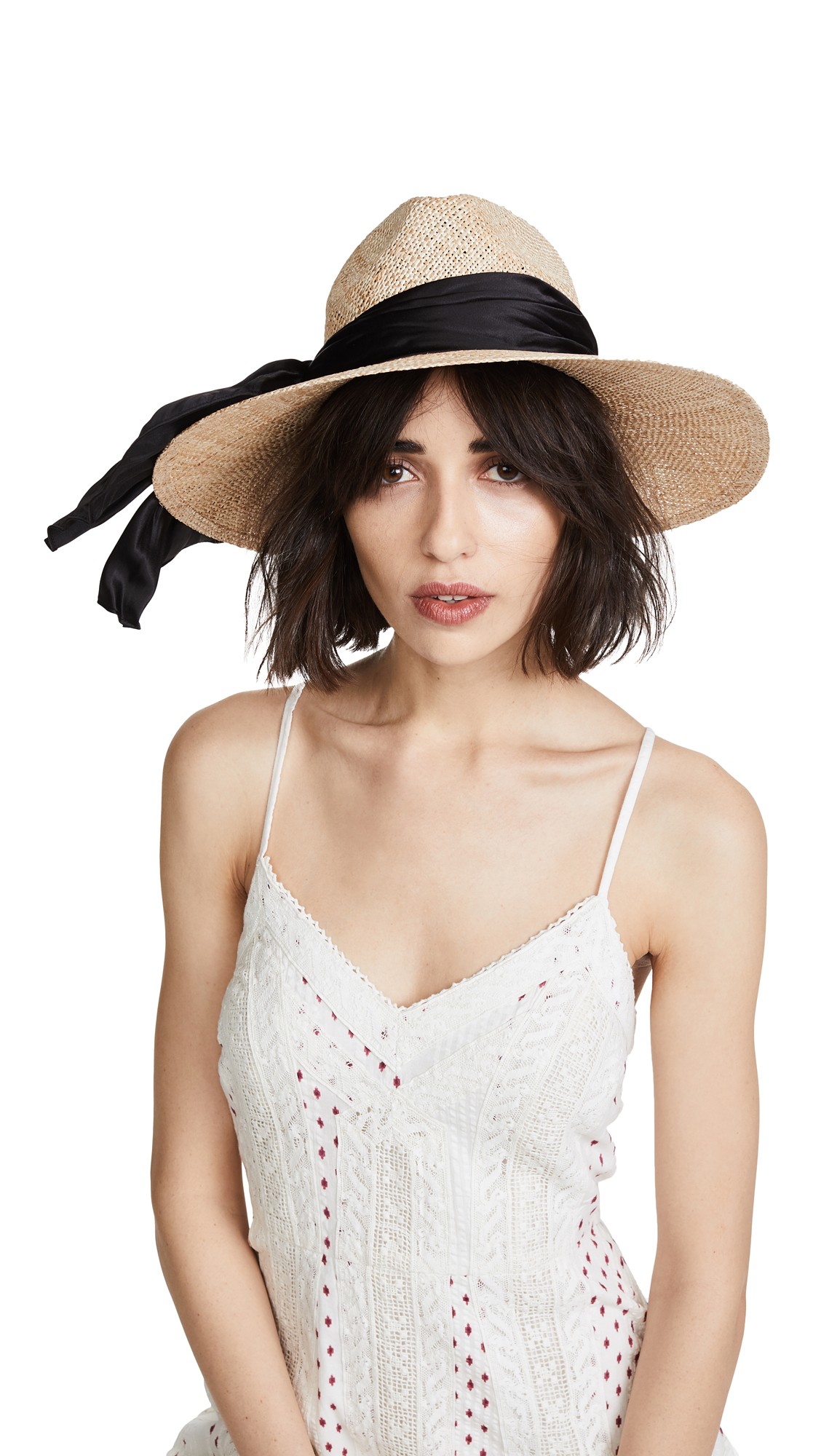 Eugenia Kim Emmanuelle Sun Hat - Natural