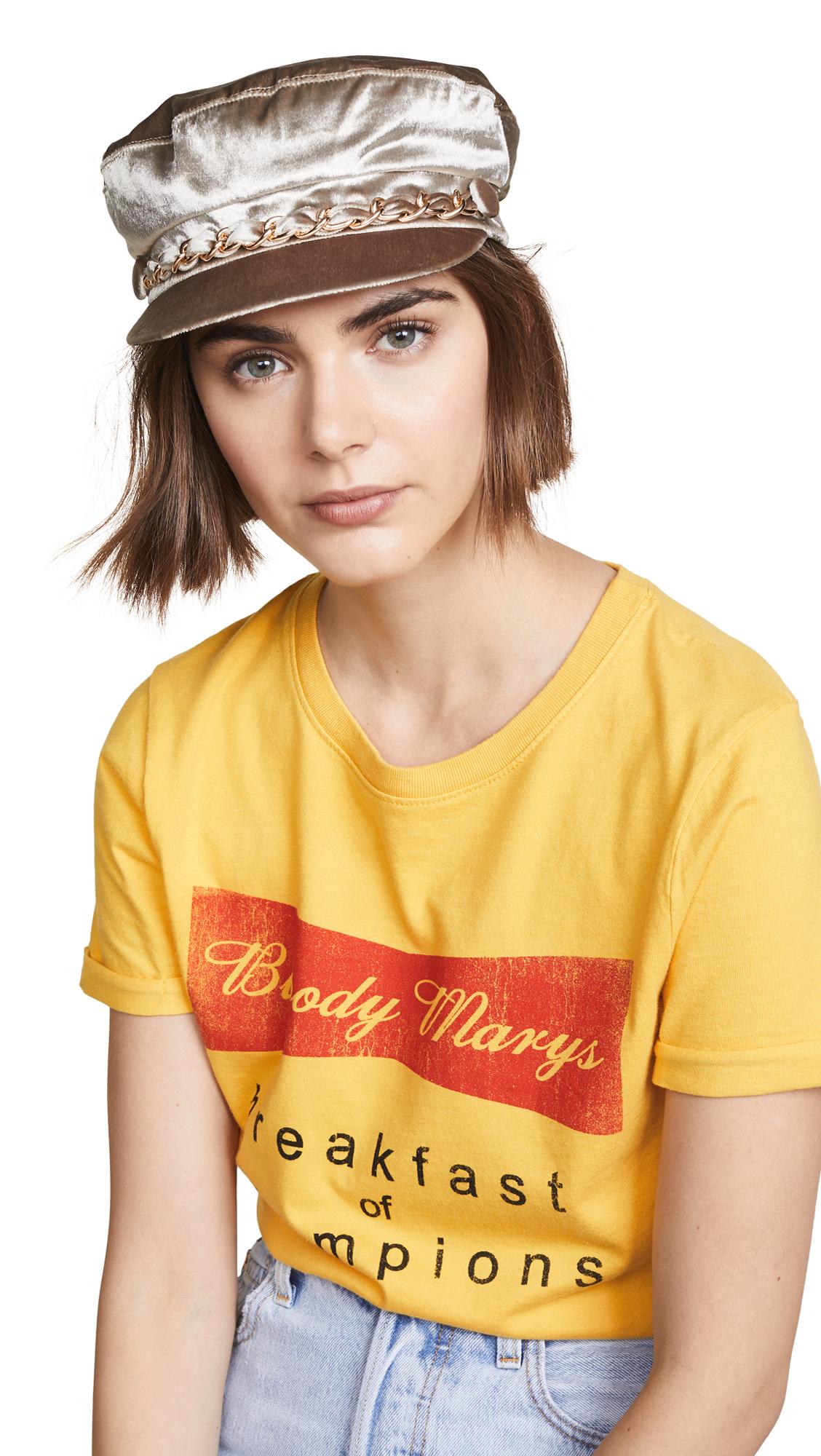 MARINA VELVET HAT