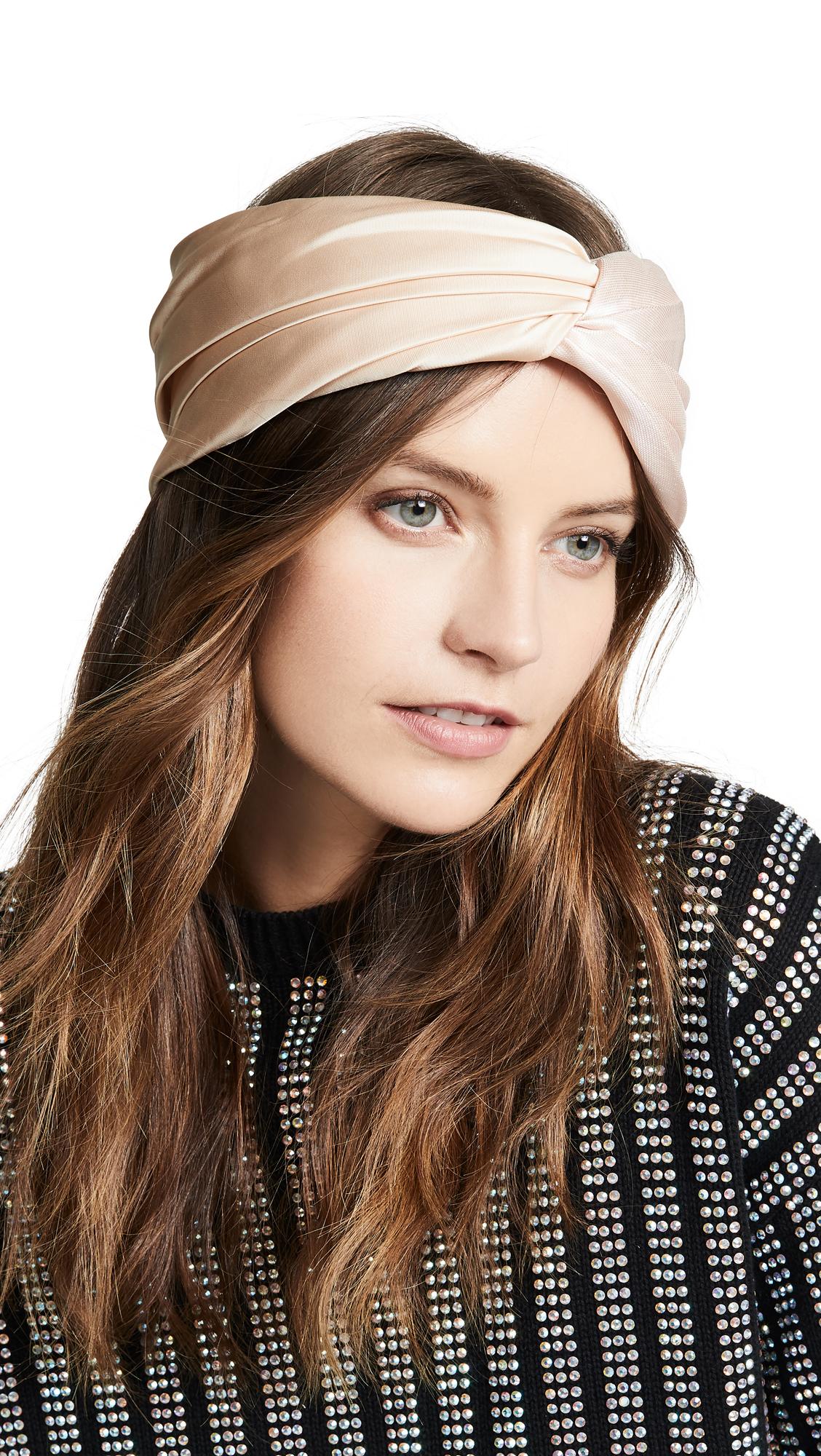 Malia Headband in Blush