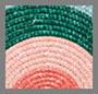 Aqua/Green/Pink/Red