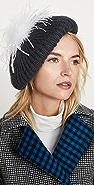 Eugenia Kim Rochelle 帽子