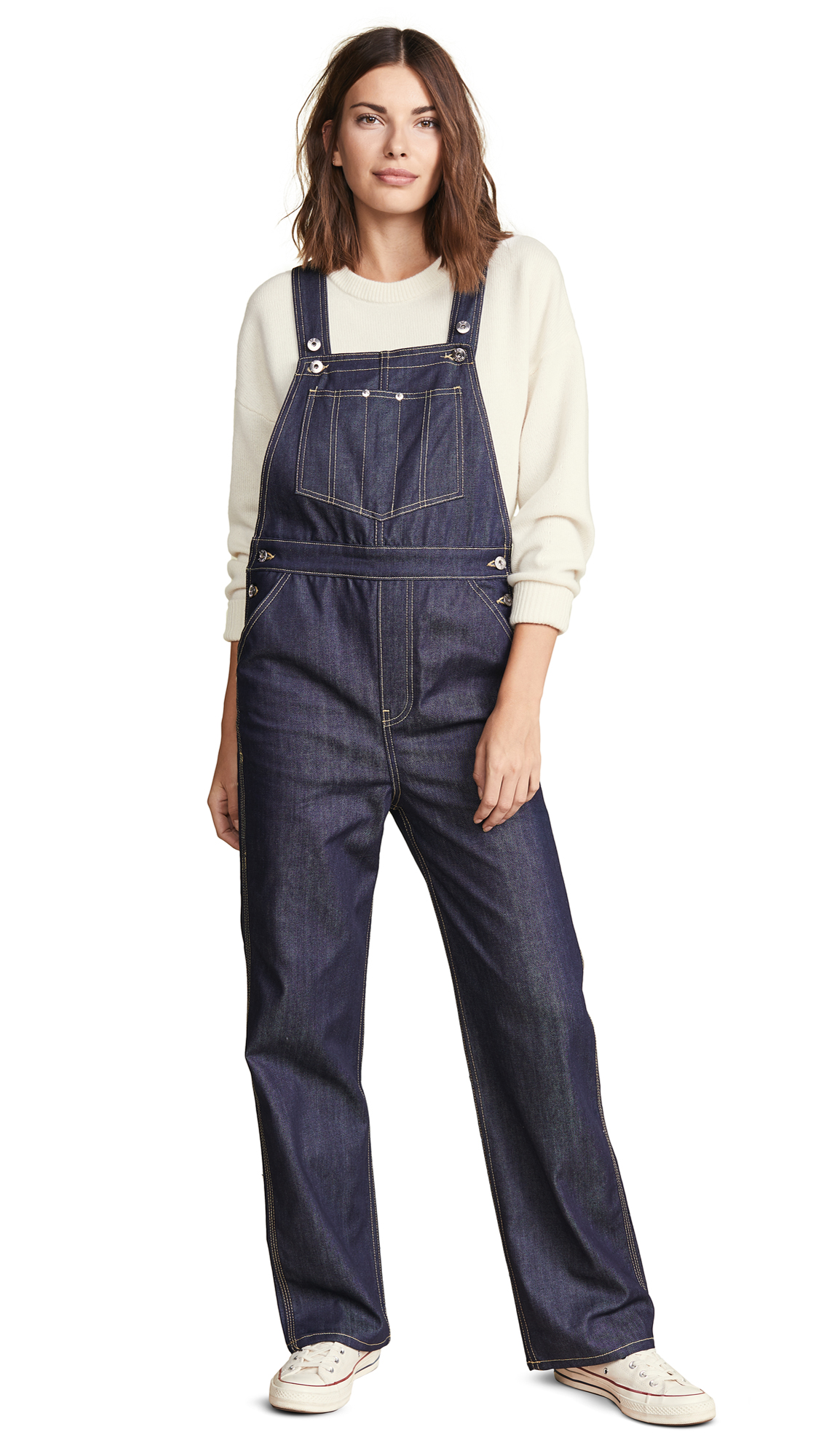 Eve Denim The Olympia Overalls