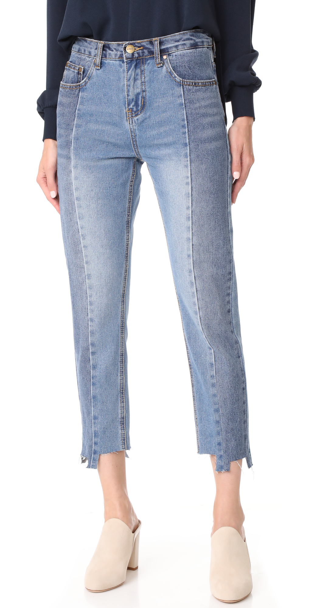 Two Tone Jeans EVIDNT