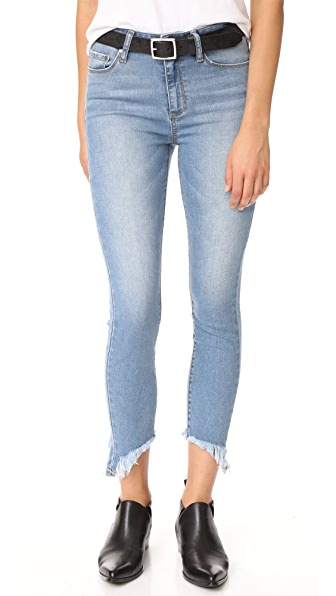 EVIDNT Skinny Jeans In Denim Blue